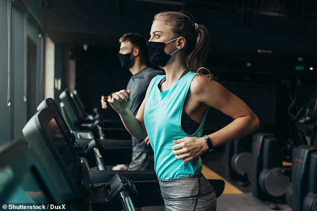 Gym classes will be limited to 20 people per class, and masks must be worn