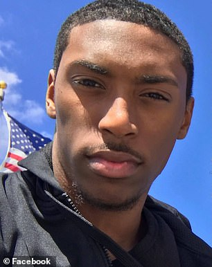Shooting victim Jason Campbell, 23