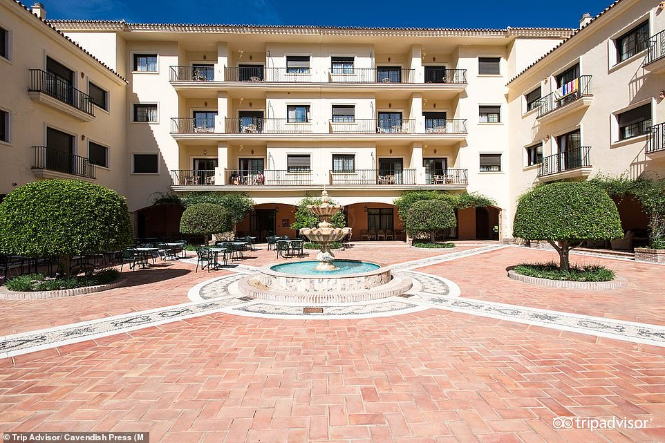 'The Gran is the jewel in the crown when it comes to hotels in the Costas,' one local said, adding that it was 'a shadow of its former self'