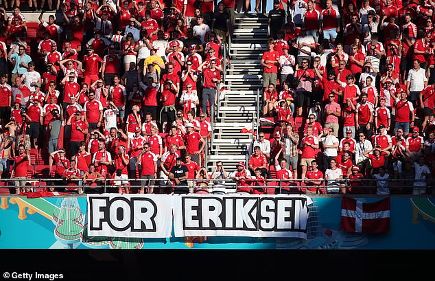 The Danes have pulled together and coped admirably with everything thrown at them
