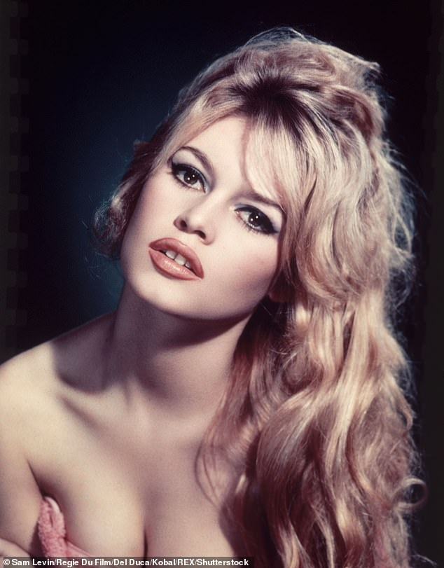 Movie legend Brigitte Bardot (pictured in 1959) has been found guilty of libel after using Nazi-related language to describe the head of France's hunting federation as a 'sub-human'