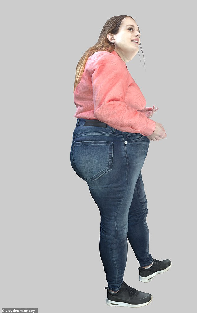 LloydsPharmacy doctors predict that skin will become sallow from a lack of sunlight, gain weight from a lack of exercise and develop a hunch from poor posture
