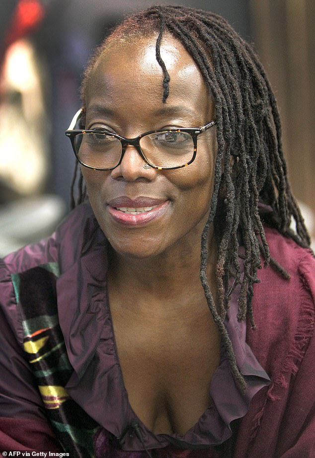 The move sparked outrage from activists, including novelist Tsitsi Dangarembga (pictured), who have raised concerns about how victims of sexual assault are treated in Zimbabwe