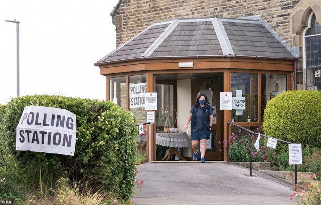 The Batley constituency in West Yorkshire has voted Labour since 1997, but there are real concerns in the party that it could be seized by the Conservatives