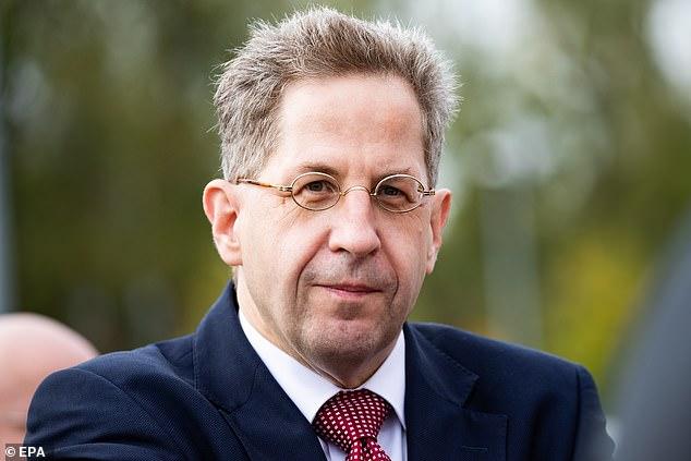 Hans-Georg Maassen (photo) a fait ces déclarations et se présente maintenant pour devenir député de l'Union chrétienne-démocrate (CDU) de Mme Merkel dans le sud de la Thuringe.