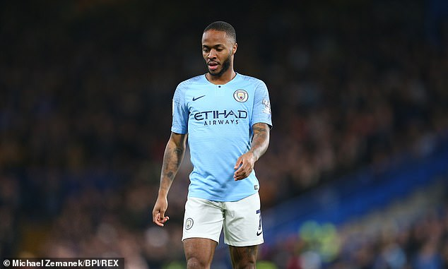 Raheem Sterling has admitted the racist abuse he suffered at Chelsea in December 2018 forced him to speak out