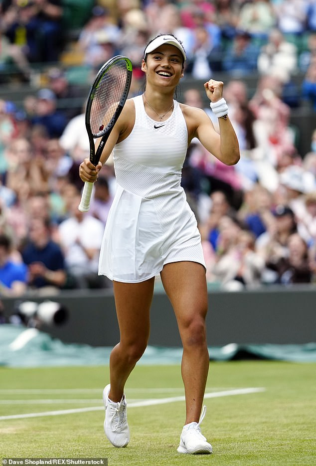 Hello week two!Emma Raducanu thrilled and charmed in equal measure on No 1 Court as she fought to make it into the last 16. The British player, who has a Romanian father and Chinese mother, started her tennis career in Kent, after locating to the UK at the age of 8