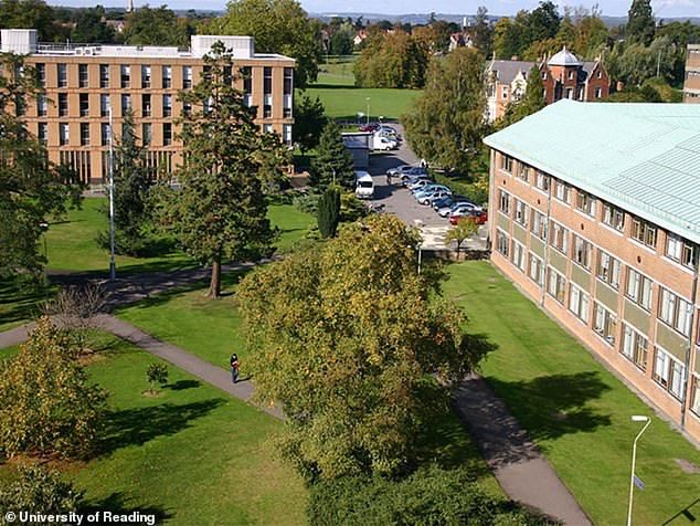 Topics including pregnancy, hetrosexism and classism will spark a content warning from staff at the University of Reading (pictured)