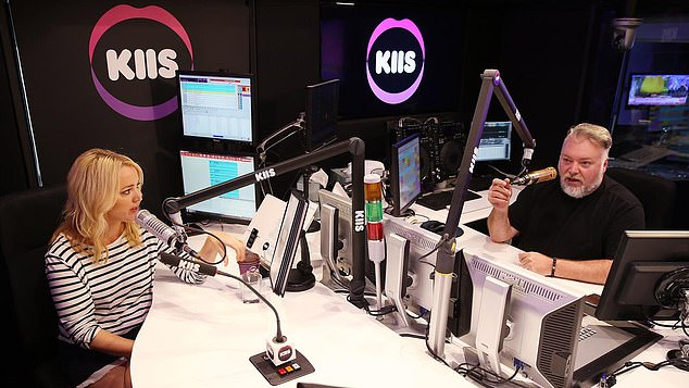 Ultimately!  The radio industry is finally adjusting to the times by updating the way it measures ratings.  Due to the increase in live streaming, ratings will now include streaming devices.  Pictured: Jackie 'O' Henderson and Kyle Sandilands of KIIS FM, Sydney's most popular FM duo