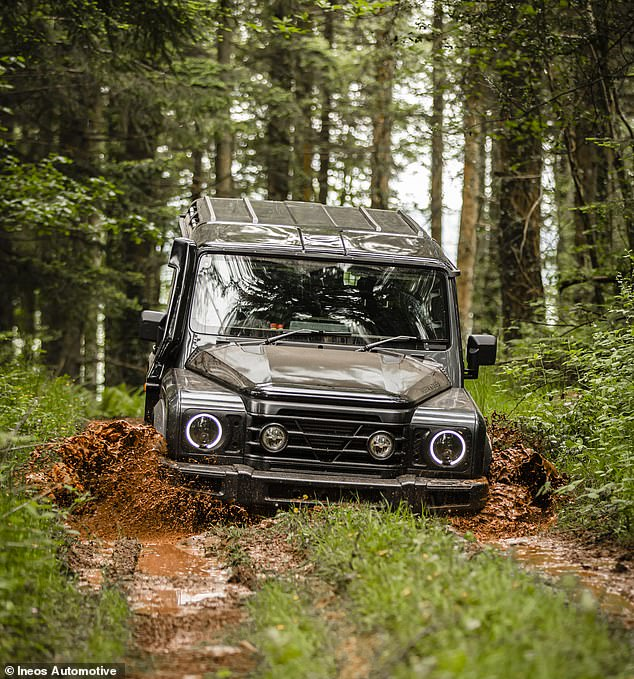 Ineos Automotive aims to produce a low-cost, no-nonsense off-road vehicle with the farmers in mind.  However, starting at £48,000 for the passenger version means prices are still very high
