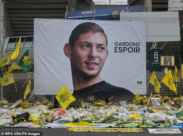 Emiliano's body was recovered after the single-engine Piper Malibu plane carrying the 28-year-old Argentinian, who was involved in a multimillion-pound transfer from FC Nantes in France to Cardiff City FC, crashed north of Guernsey