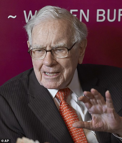 Berkshire Hathaway CEO Warren Buffet