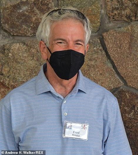 Fred Krupp, president of Environmental Defense Fund