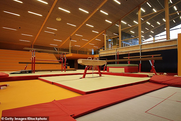 Health officials have tied 47 central Oklahoma cases to a single gymnastics facility in central Oklahoma, with at least 21 cases being of the Delta variant (File Photo)