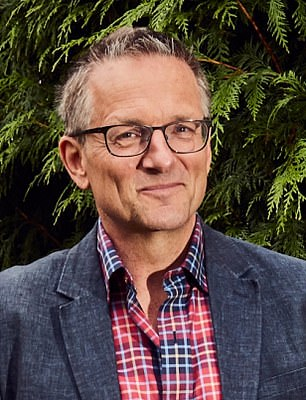 What it does mean is in these pressured times we all have to be careful not to over-do the snacks and ensure we get our five-a-day, writes Dr Michael Mosley