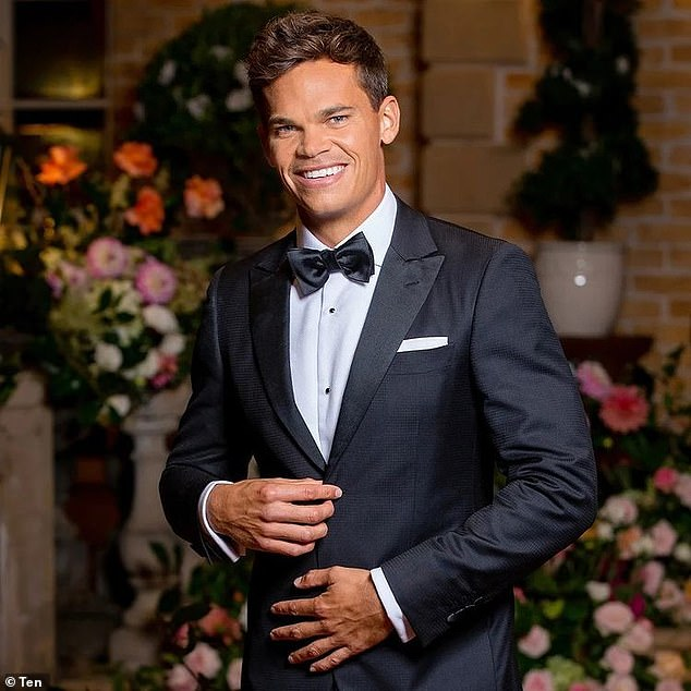 Nothing to hide!  The handsome beau told radio hosts that after applying to become The Bachelor, he was willing to give up all his secrets
