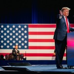 Trump attacks Biden for 'bringing US to the brink of ruin' with border crisis in fiery CPAC speech 💥👩💥