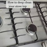 Mum-of-two reveals how and why you need to deep clean your stove top TODAY 💥👩💥