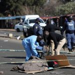 Seven killed amid violent protests over jailing of ex-South African president Jacob Zuma 💥👩💥