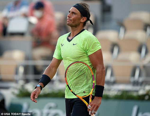 Ivanisevic says Nadal though will fight to move back ahead of Djokovic in the Grand Slams