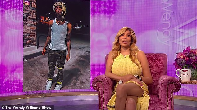 'I have no idea who this person is': Wendy Williams has sparked outrage after leading a segment discussing the death of TikTok star Matima Miller by insisting she had no idea who he was