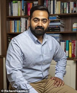 NHS surgeon Dr Karan Raj is a social media star with 4 million TikTok followers