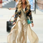 Sarah Jessica Parker makes a fashion statement in quirky hat while filming Sex And The City sequel 💥👩💥