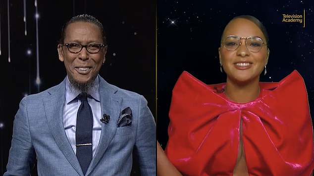 Ron Cephas Jones and his daughter Jasmine Cephas Jones announced the Emmy nominations on Tuesday morning