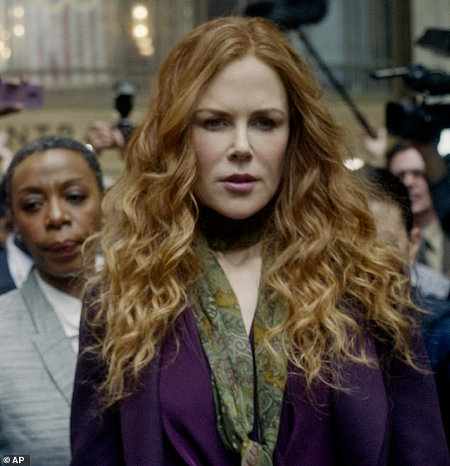 No nod:The Emmy nominations were shared on Tuesday with The Crown and The Mandalorian leading. But there were several big names left off the list for the awards show that will air on September 19 with Cedric The Entertainer as host. Nicole Kidman was not recognized for her powerful portrayed of a wealthy New Yorker who life unravels