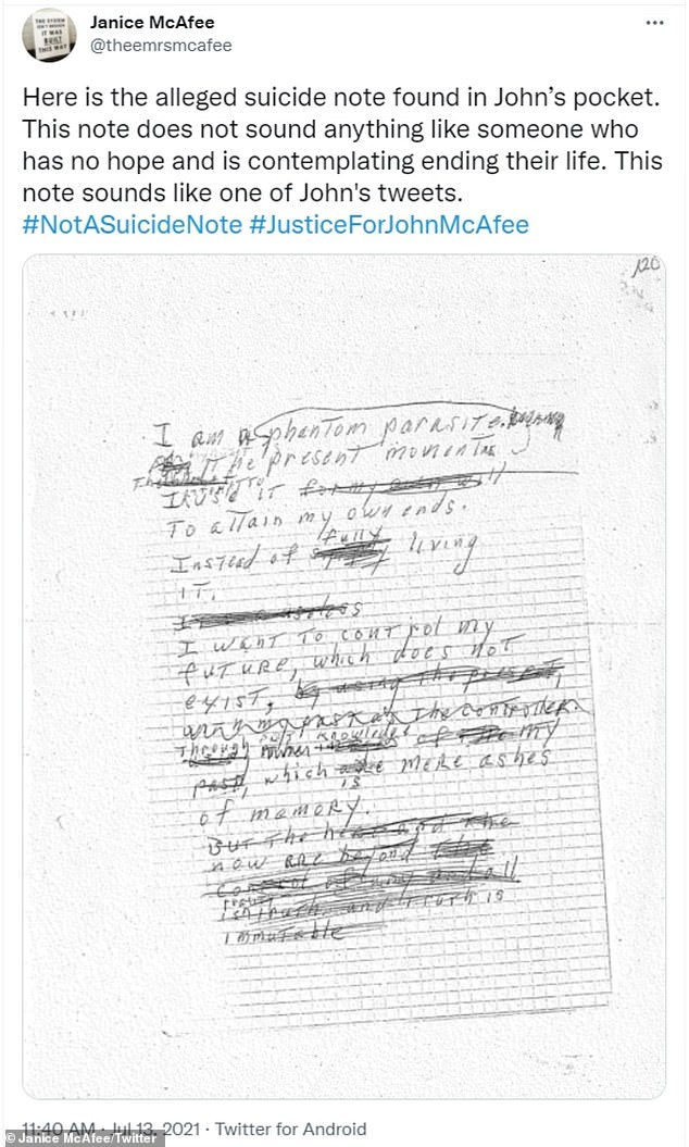 Numerous parts of letter appear to scribbled out, and have not been officially transcribed in their entirety