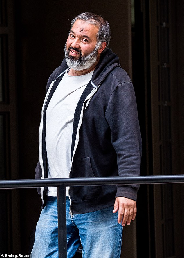 Abu Bakr Deghayes, 53, was charged following an investigation relating to Islamist terrorism