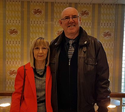 Steve and Glenda Hardy were turned away at Manchester Airport because Malta would not allow them to enter after they were unknowingly given an Indian-made version of the vaccine