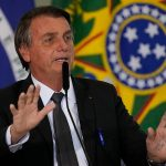 Brazil's President Bolsonaro is admitted to hospital for HICCUPS that have lasted for over ten days 💥👩💥