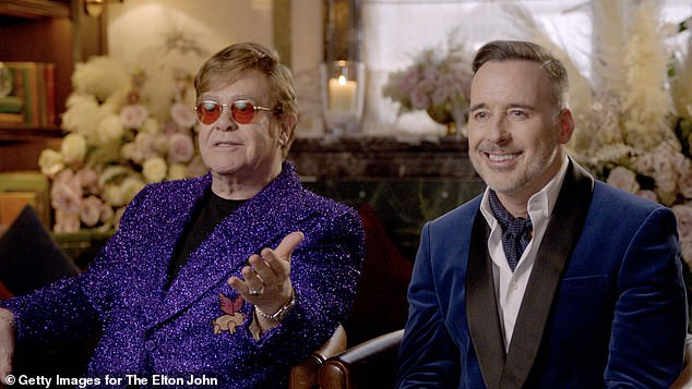 The 39-year-old has teamed up with Elton John's husband David Furnish, 58, on the production of the series, which is called Pearl