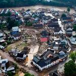Dozens dead and missing after torrential rain triggered flooding in Germany 💥👩💥