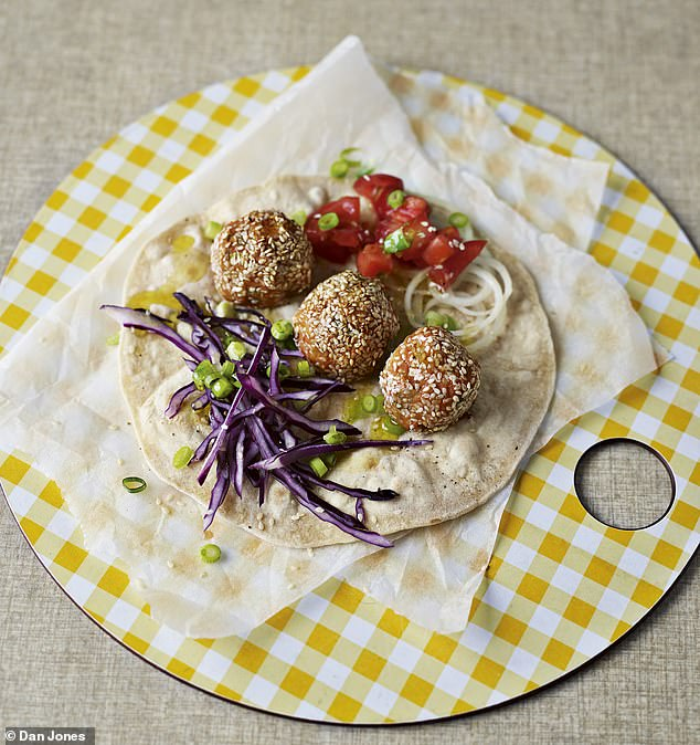 You don't have to be a vegan or even a vegetarian to love falafel, but making it at home can seem a little daunting. Here's the easiest recipe you'll ever find. They're perfect for salads, wraps and even sandwiches!