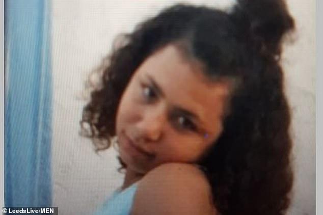 Kaliah Ayse-Unek was last seen wearing a grey Nike hoodie and black shorts in Leeds