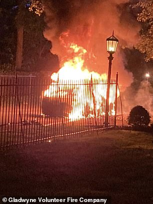 Tesla is another electric vehicle maker that is plagued with reports of vehicles catching fire, with the most recent incident on June 30 in Haverford, Pennsylvania