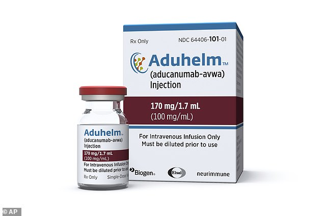 Aduhelm received FDA approval despite two failed clinical trials, and limited results that the drug worked