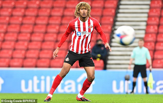 The 21-year-old has been pursued by Sunderland and Newcastle this summer window