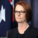Julia Gillard confronted by a stranded Australian in London 💥👩💥