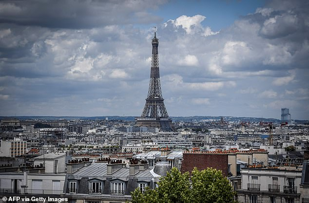 The Eiffel Tower has reopened to visitors for the first time in nine months following its longest closure since World War II due to the coronavirus pandemic