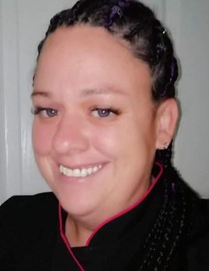 Amy Baker, who owns a Wisbech beauty salon