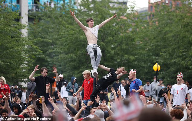 But UK's chances of hosting the tournament were damaged by chaos at the Euro 2020 final