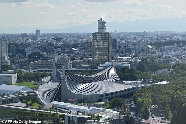These were the crown jewels in an Olympic Games that Japan believed would revitalise the nation. Today, the host city is in a state of Covid-19 emergency as infections soar
