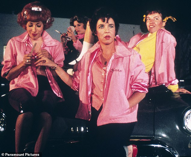 Tell me more!And in July, Paramount+ ordered Annabel Oakes' 10-episode prequel Grease: Rise of the Pink Ladies set four years before the original 1978 film