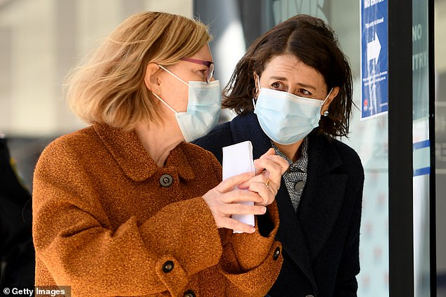 A cafe worker was contagious for 10 days while serving thousands of customers at a branch in western Sydney, while New South Wales Health confirms a further 30 exposure sites
