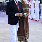 Prince Albert II appears without Princess Charlene as he attends Red Cross Summer concert in Monaco 💥👩💥