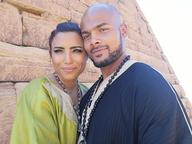 Sebastian, who also went by the name Alka Lion, lived in Dubai with his wife Salma