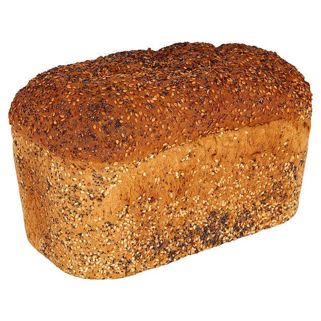 In Sainsbury's, a large 800g loaf of bread costs £1.35 ¿ the equivalent of 16.9p per 100g. A half loaf of the same bread costs £1 ¿ or 25p per 100g ¿ that's 48 per cent more expensive per slice